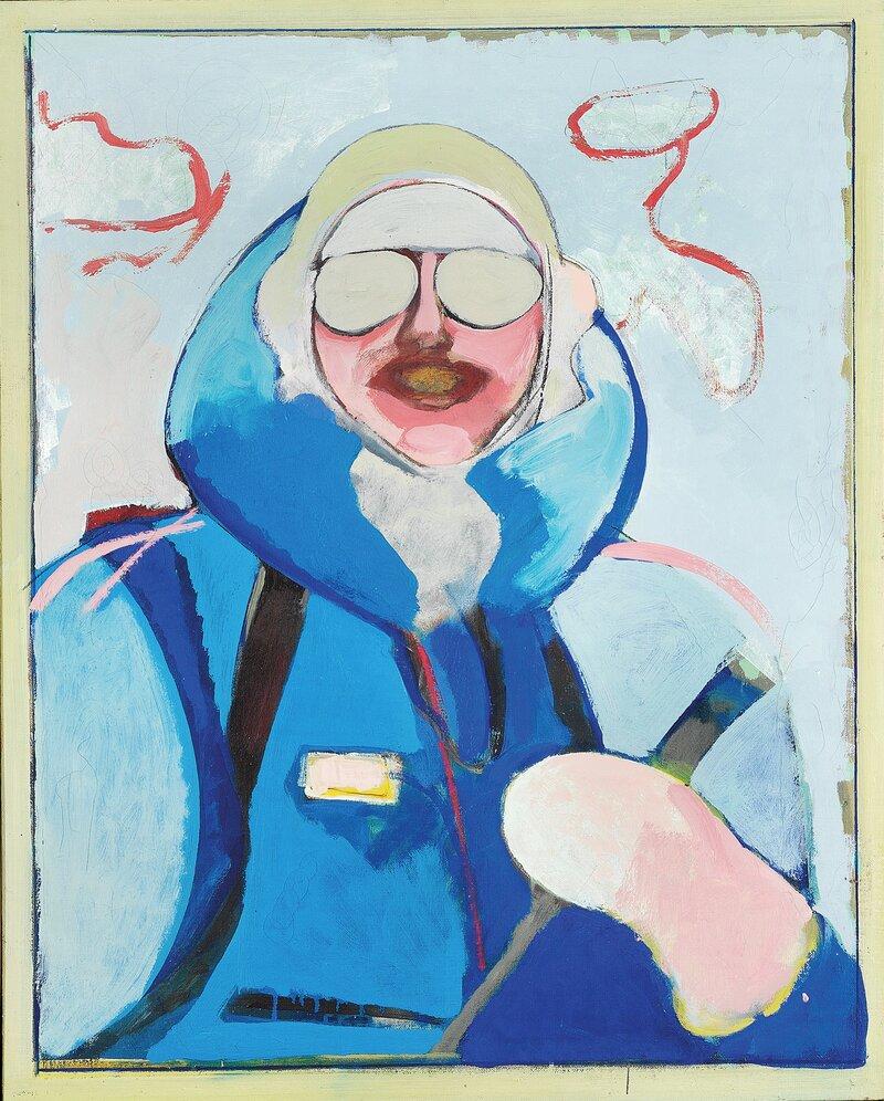 Portrett av fjellklatrer