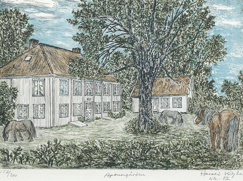 Apenesgården 1982