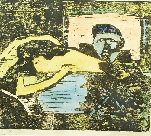 Kvinne og mann 1938