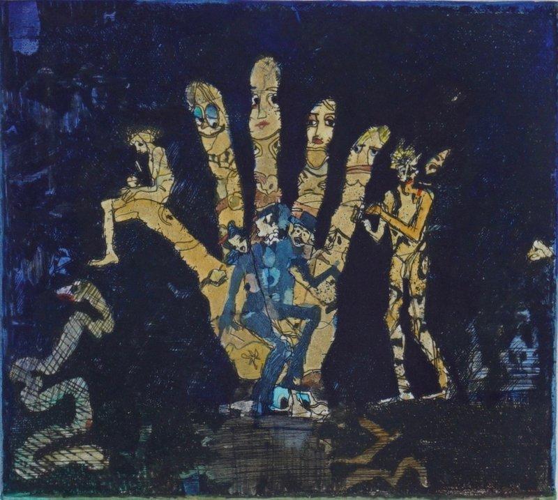 Hånden 1974