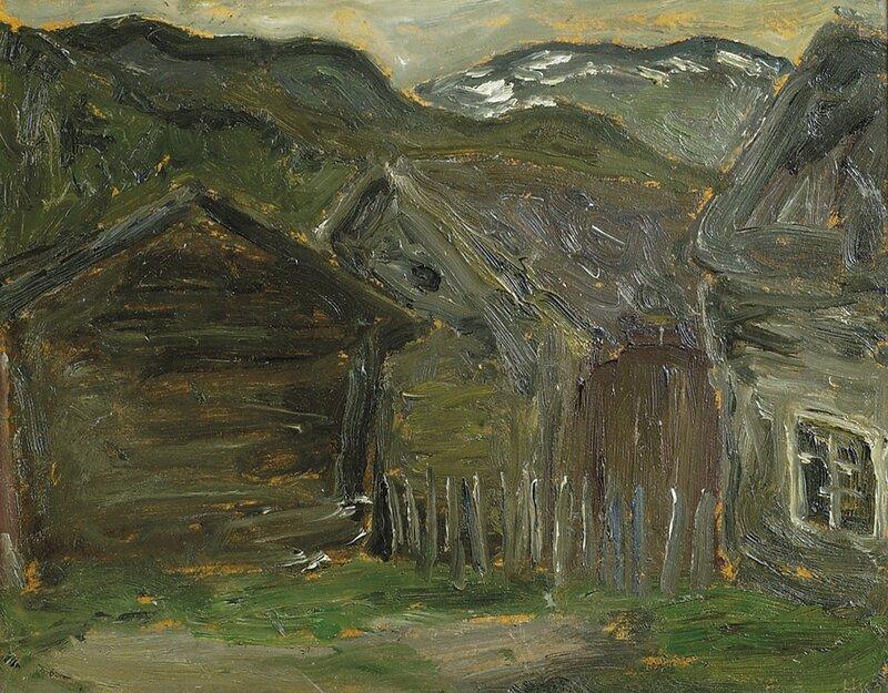 Rådstogo Flatdal 1935