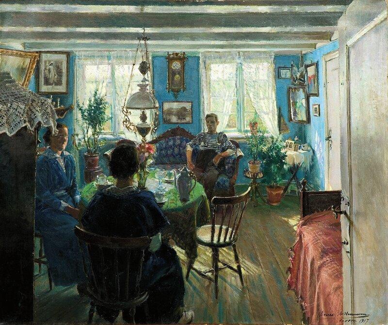 Interiør 1917