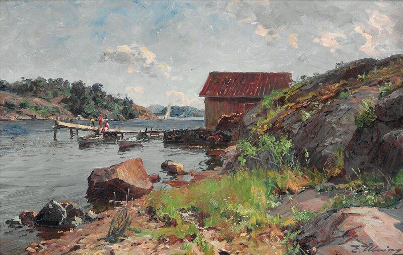Sommerdag, Nøtterø