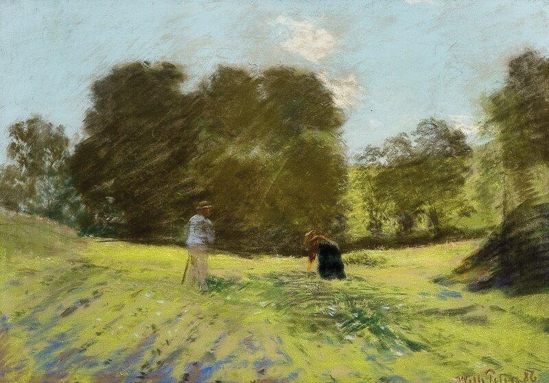 Landarbeidere 1886