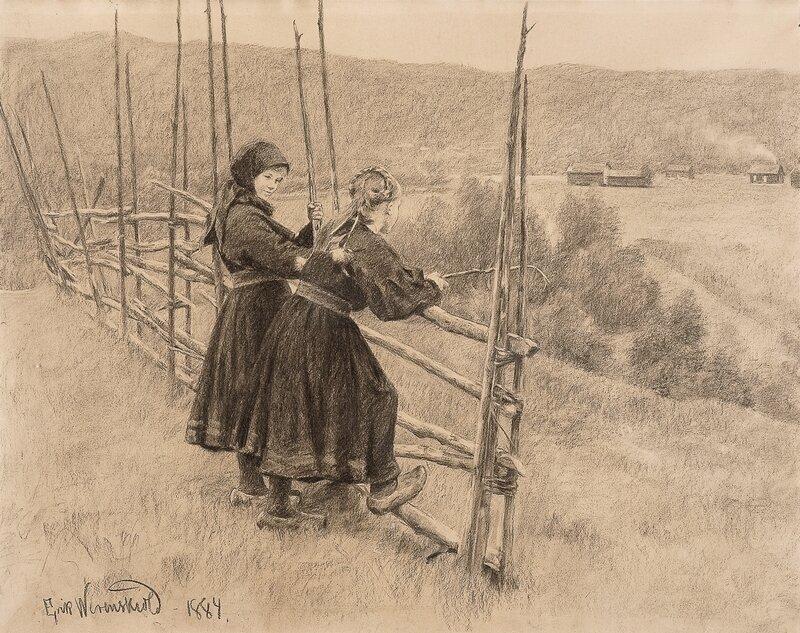 Fra Telemark 1884