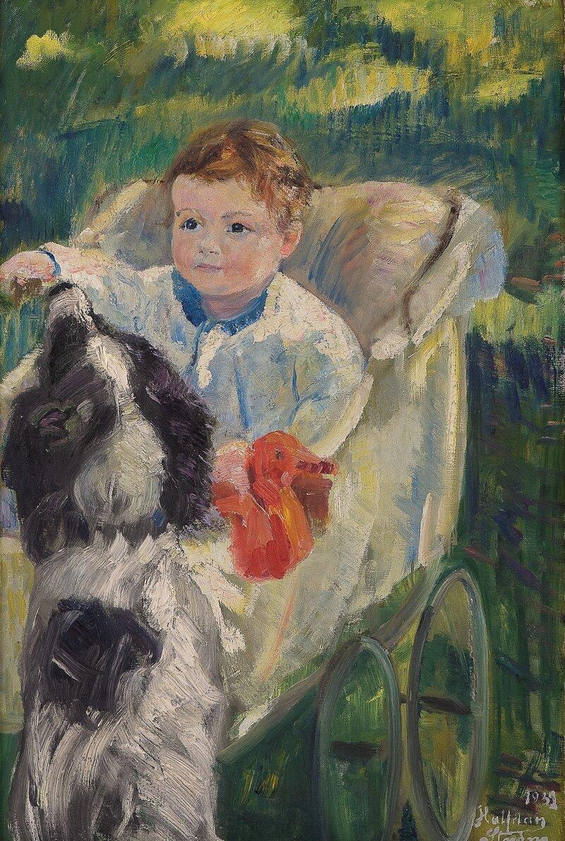 Barnebarn 1932