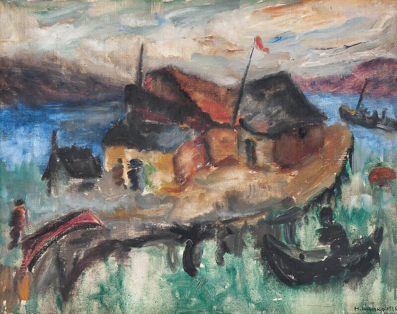 Kystlandskap 1925