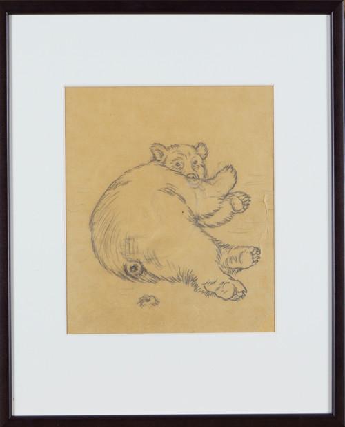 Bjørnen som ble stubrumpet