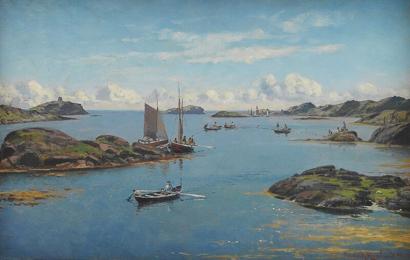 Sildefiske 1905