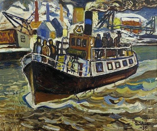 Båten 1935