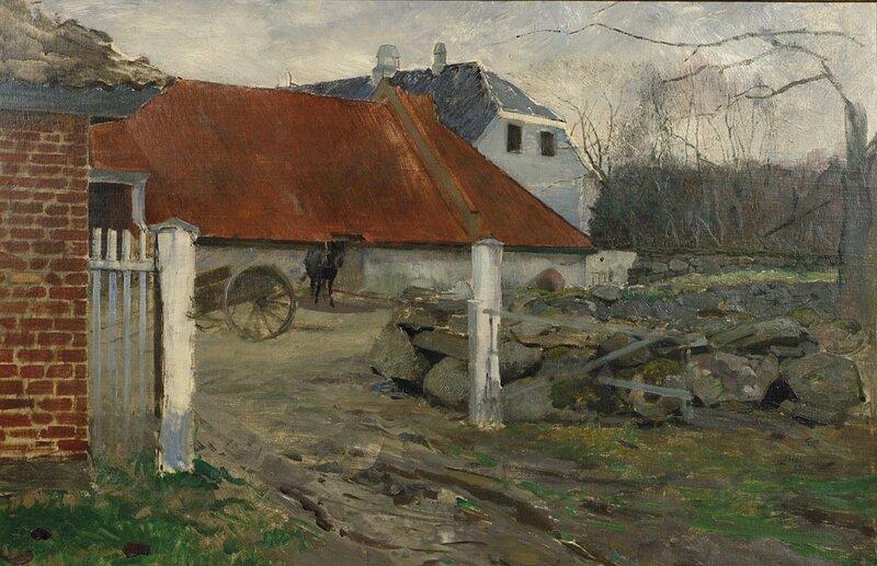 Fra Ledaal 1889