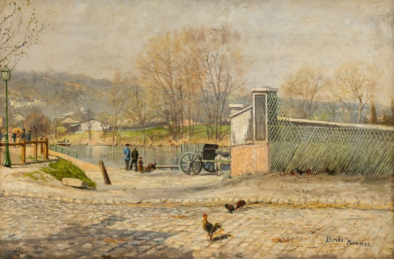 Fra Paris 1883