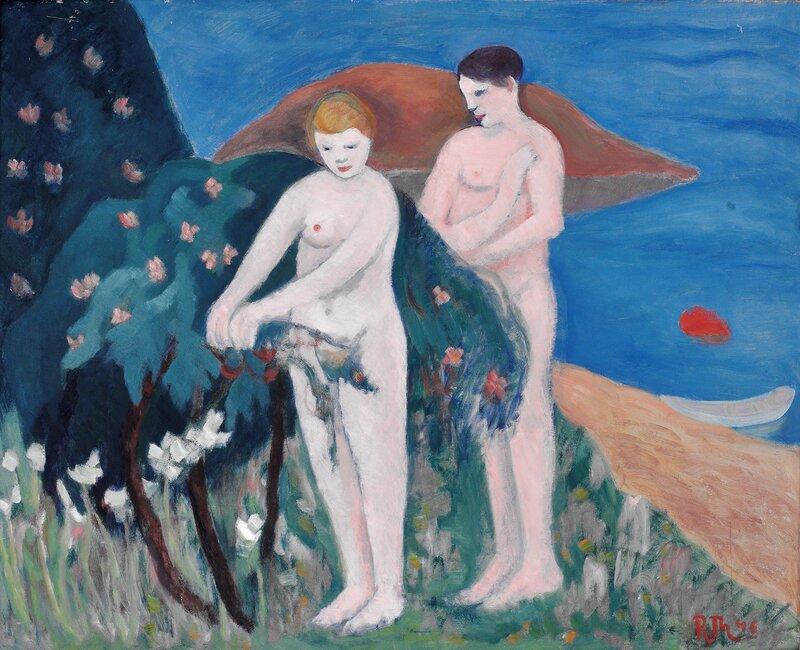 Adam og Eva 1946