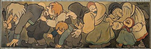 Trollfamilie 1902