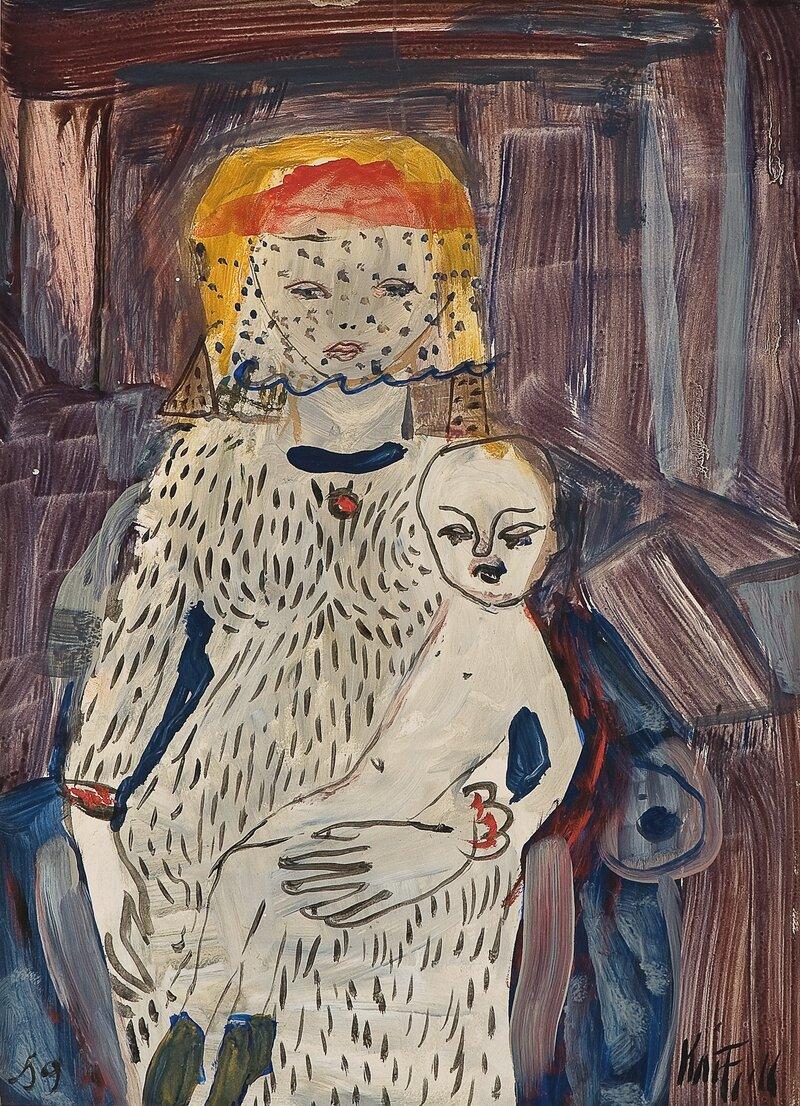 Mor og barn 1959