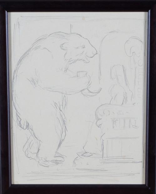 Bjørnen og prinsessen