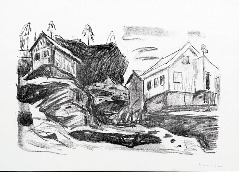 Hus i Kragerø