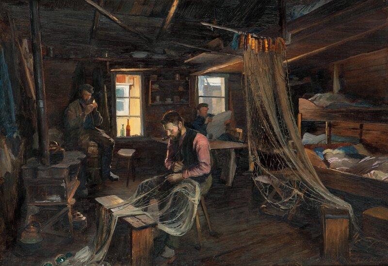 Fishing Hut, Henningsvær, Lofoten