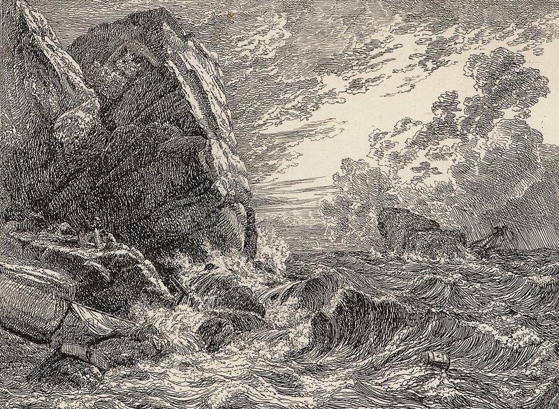 Skibbrudd 1819