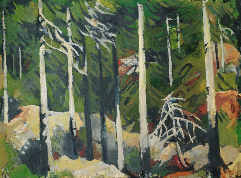 Trestammer 1952