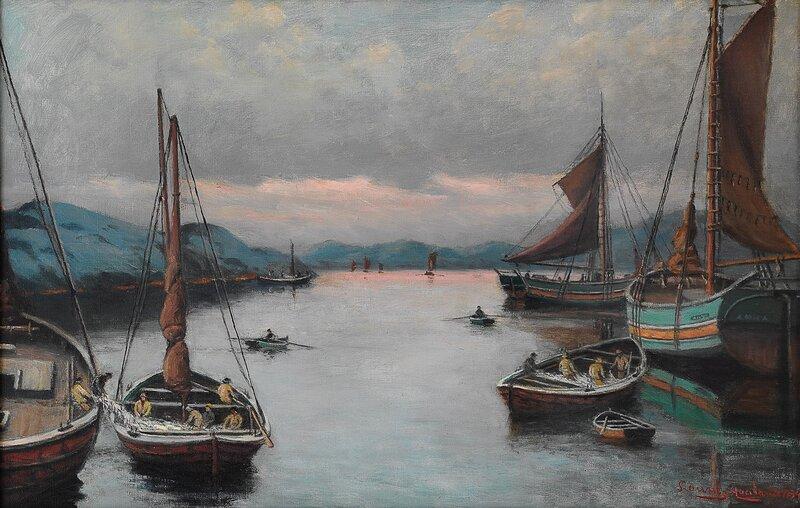 Sildefiske 1934