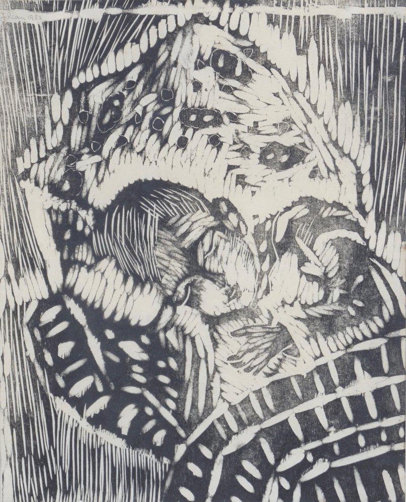 Sovende gutt 1932