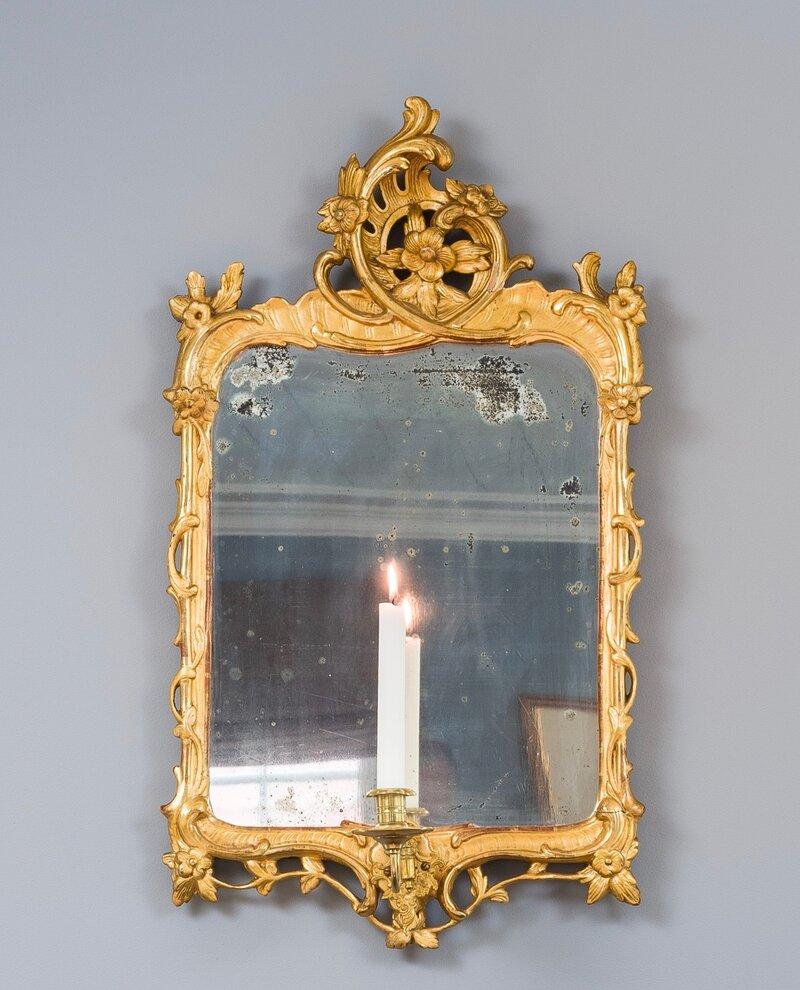 Speillampett