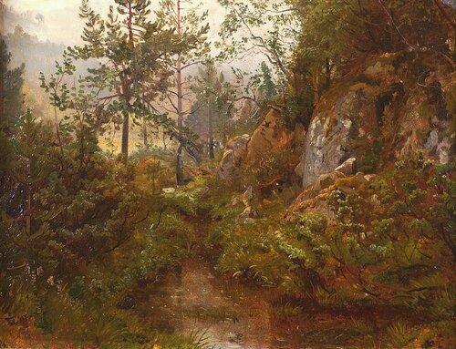 Skogstjærn 1867