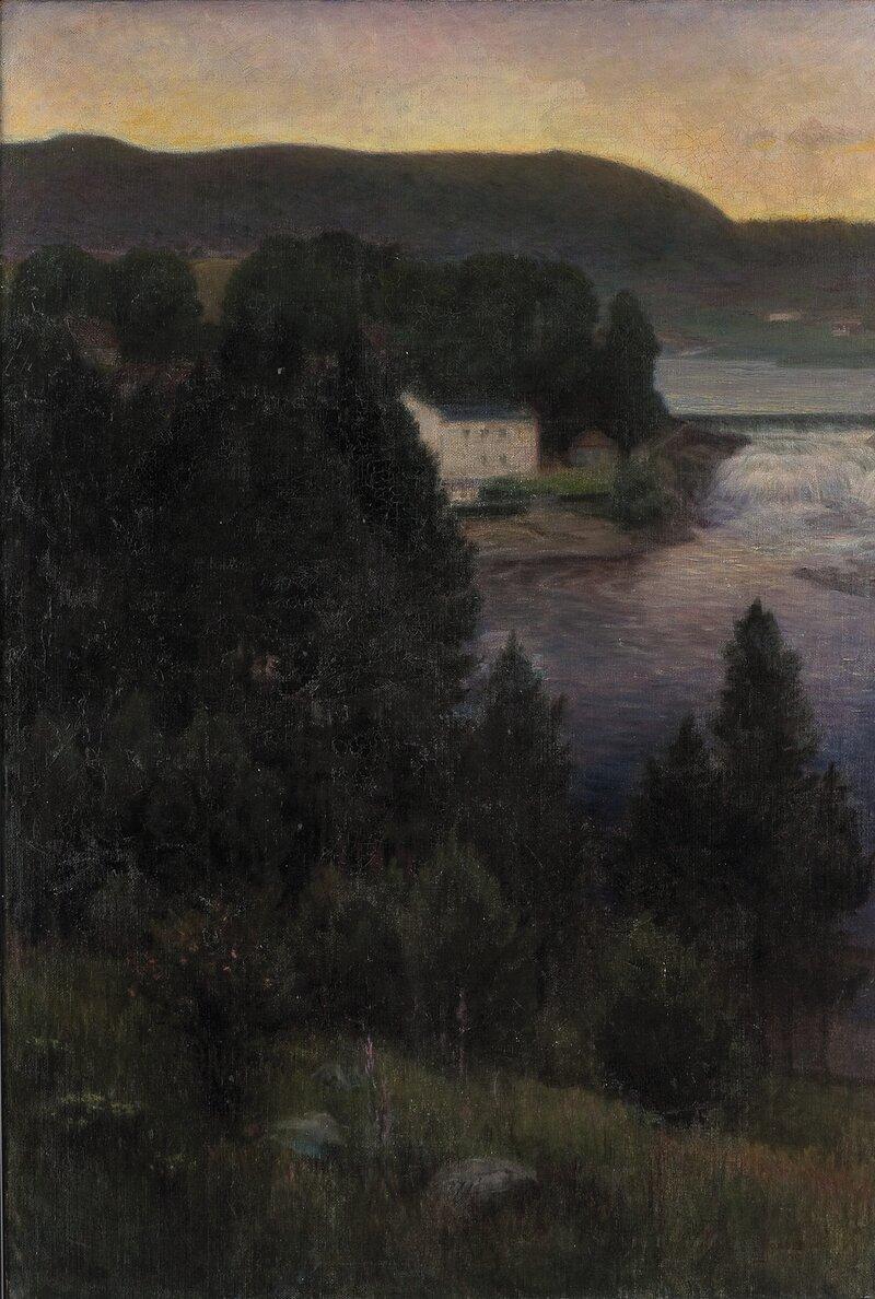 Landskap 1895
