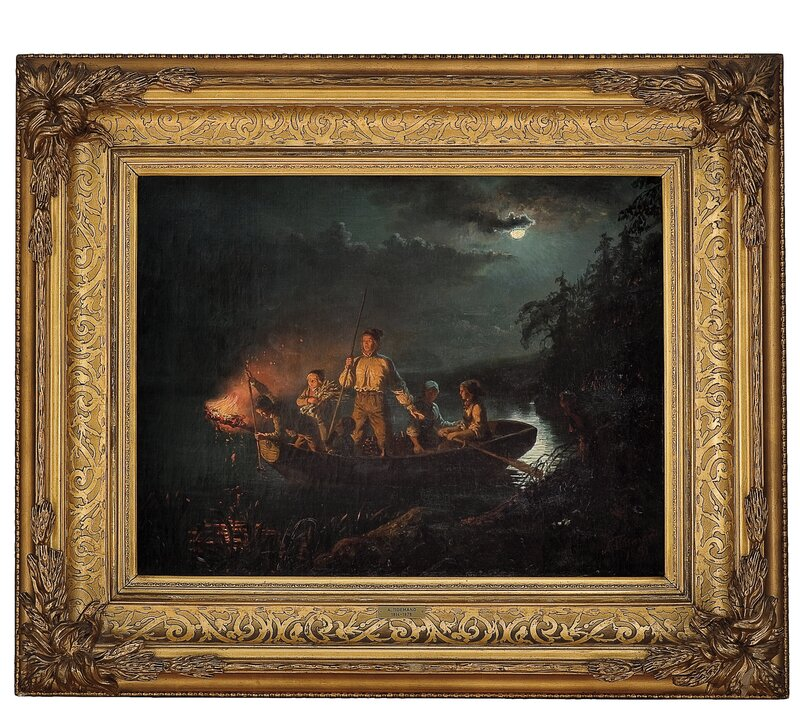 Lystringen 1851