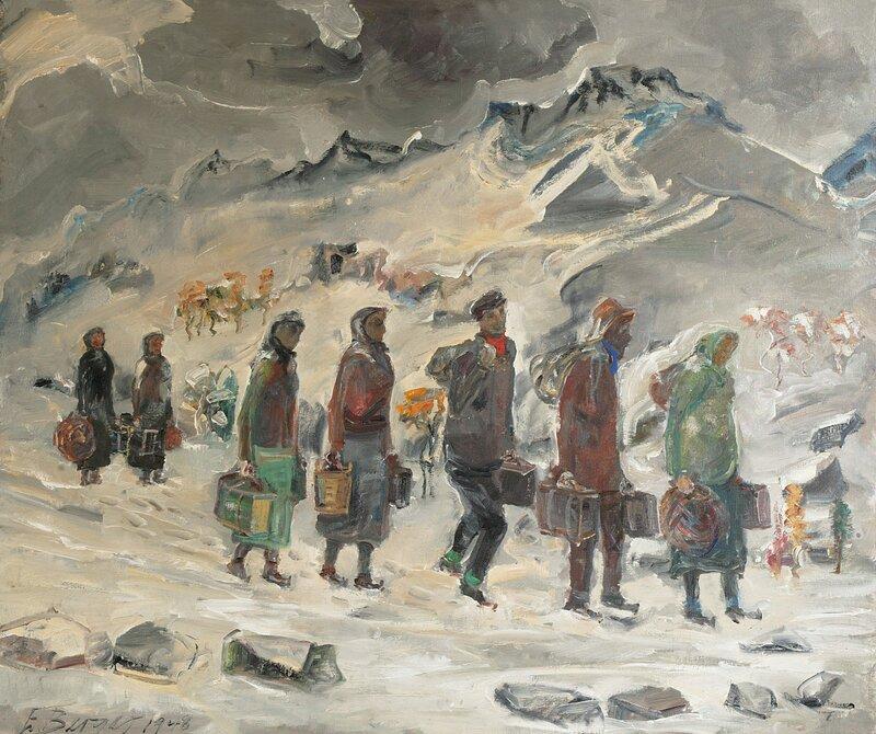 På reise 1948