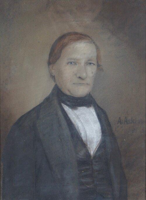 Angivelig selvportrett 1875