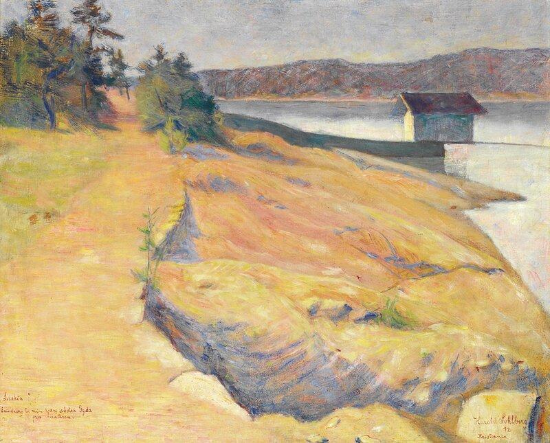 Solskinn (Nordre Langø) 1892