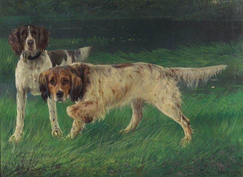 Diana og Chasseur