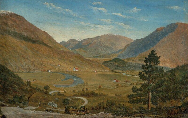 Fra Førde 1852