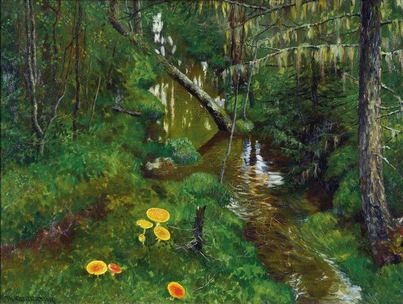 Bækken 1897