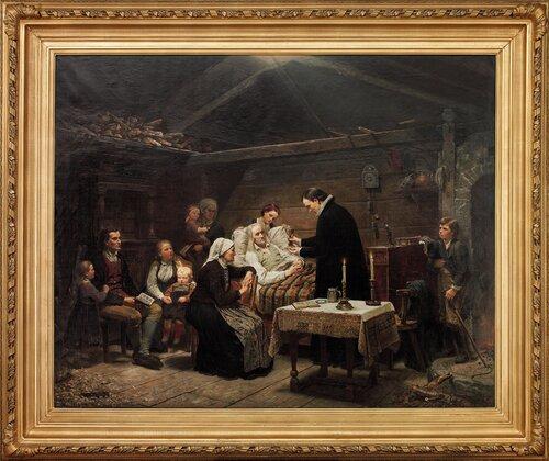 Sognebud 1863