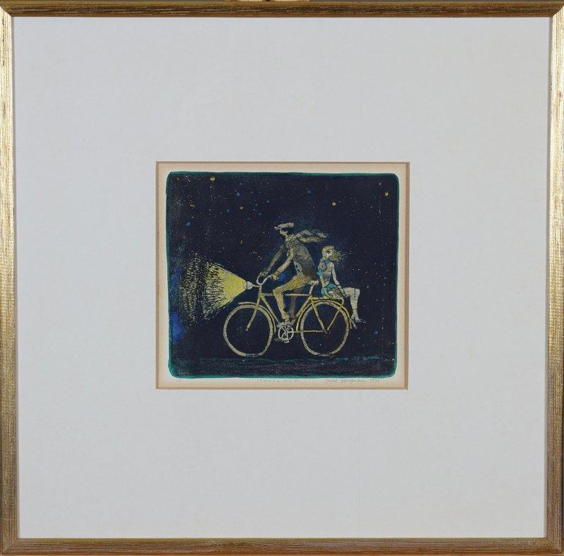 Sykkeltur 1975