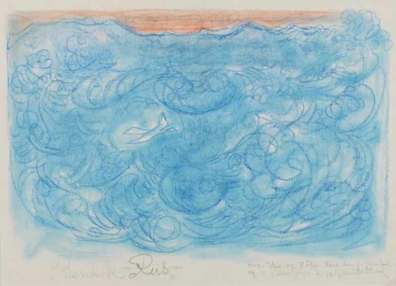Over Hav og Bølger Høres Sange fra Fjerne Land 1948-49