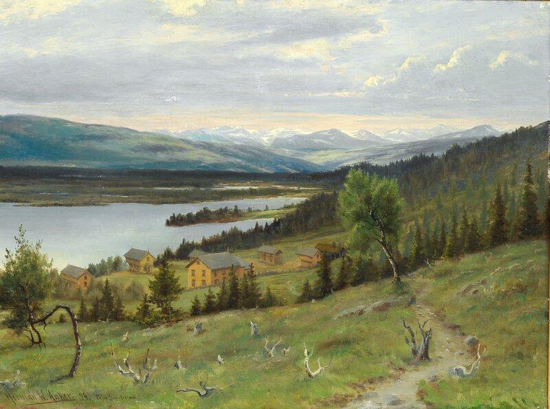 Fefor Sanatorium 1894