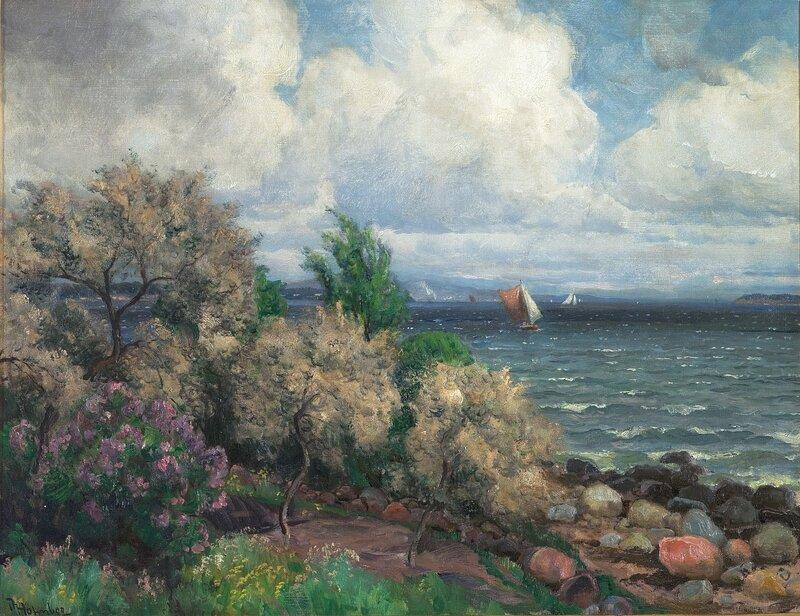 Fra Christianiafjorden