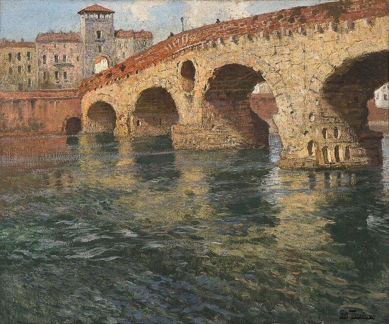Ponte di Pietra, Verona