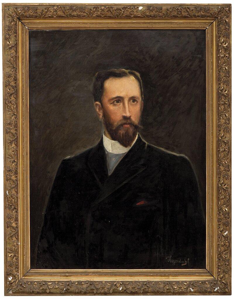 Portrett av Prins Eugen