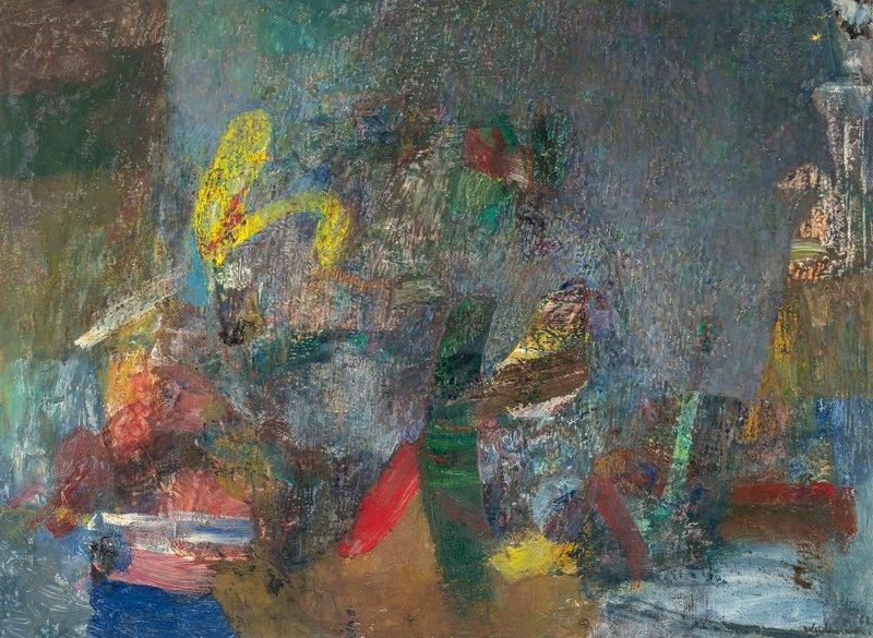 Feuille (Blad) 1963