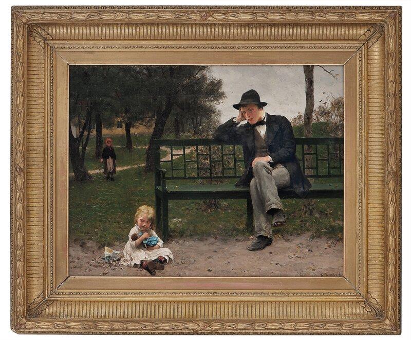 A Prodigal Son 1879