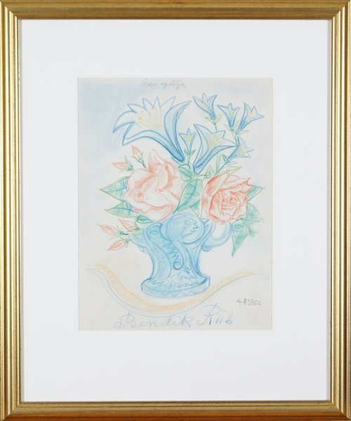 Roser og liljer 1950