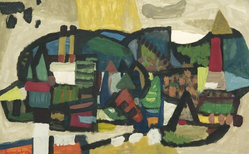 Fra Iladalen 1950