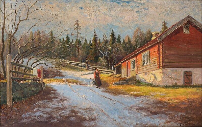 Gårdstun 1919