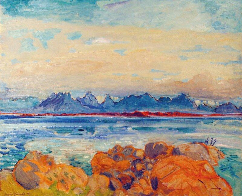 Fra Hamarøy