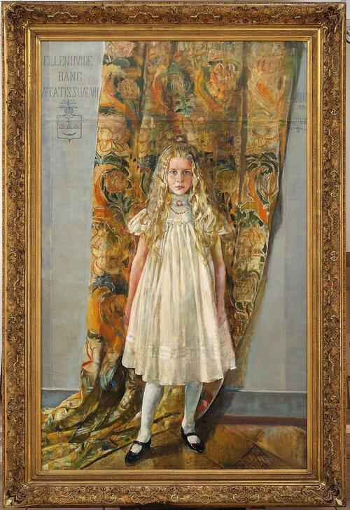 Ellen Hvide Bang 1899